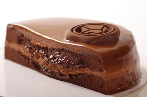 達克闇黑工場闇黑比利時巧克力蛋糕
